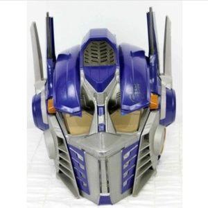 Transformers Optimus Prime Talking Electronic Mask